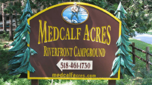 Welcome to Medcalf Acres Riverfront Campground